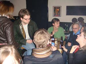 VSStÖ Graz Auftakt zur ÖH Wahl 2009 4