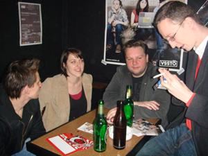 VSStÖ Graz Auftakt zur ÖH Wahl 2009 5